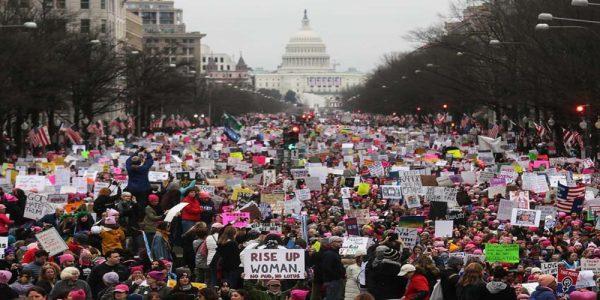 8M: A onda feminista mundial continua