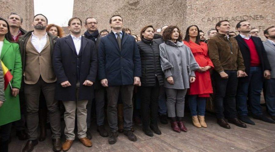 """Espanha: derrota do """"Trio de Colón"""""""