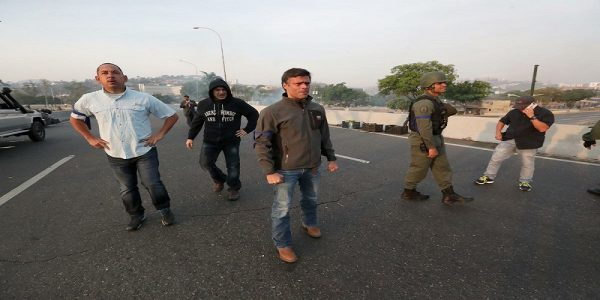 Venezuela: Condenamos a tentativa de golpe militar por parte de Guaidó, López e seus sócios imperialistas