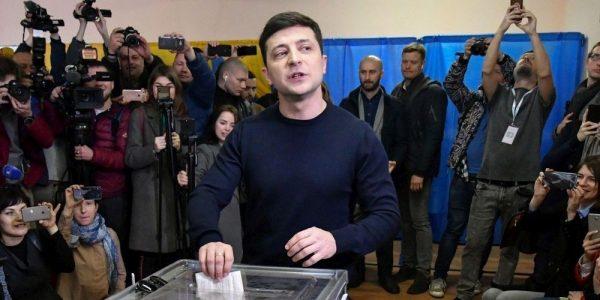 Ucrânia: Zelenski é uma condenação a Poroshenko e ao seu sistema de um corrupto capitalismo oligárquico.