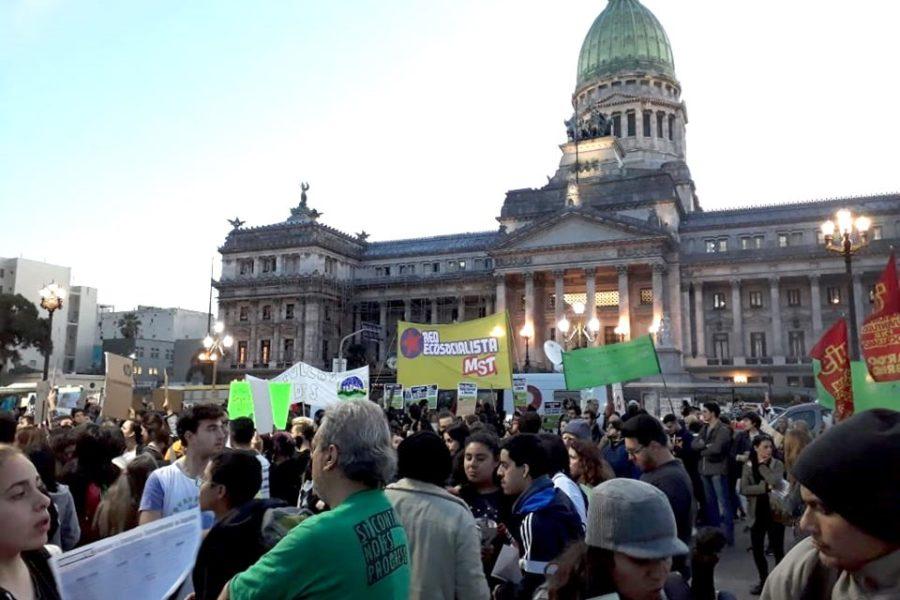 #FridaysForFuture: O sistema, não o clima