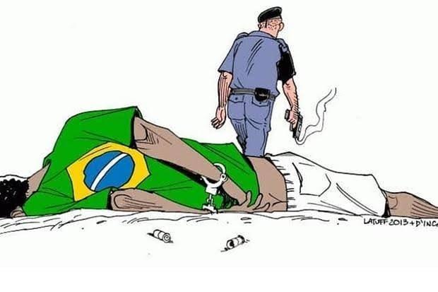 Não foi excesso da PM, foi crime! Punição aos mandantes da chacina de Paraisópolis!