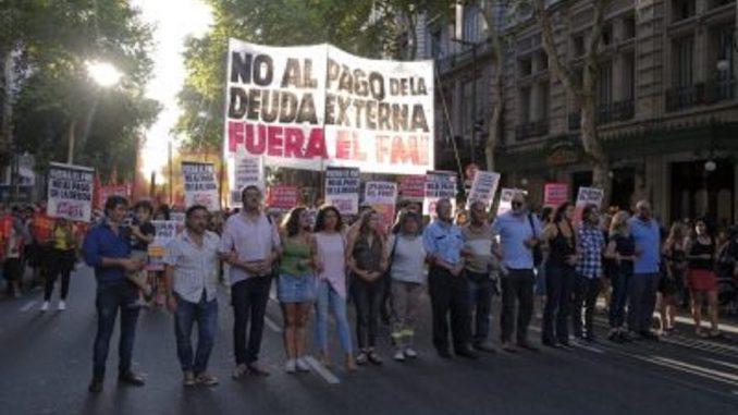 Argentina: aprofundar a campanha contra o pagamento da dívida externa. Propostas e debates