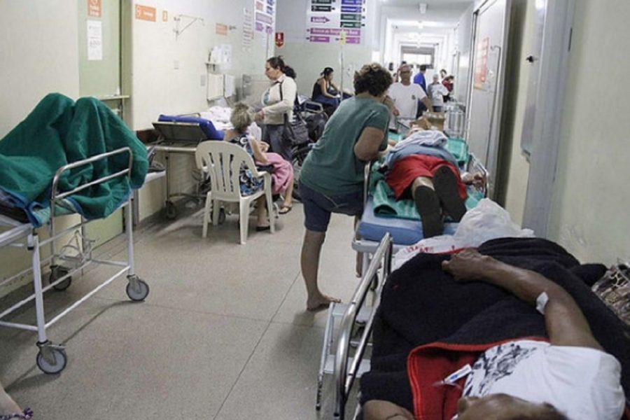 Nenhum trabalhador da saúde tem segurança garantida