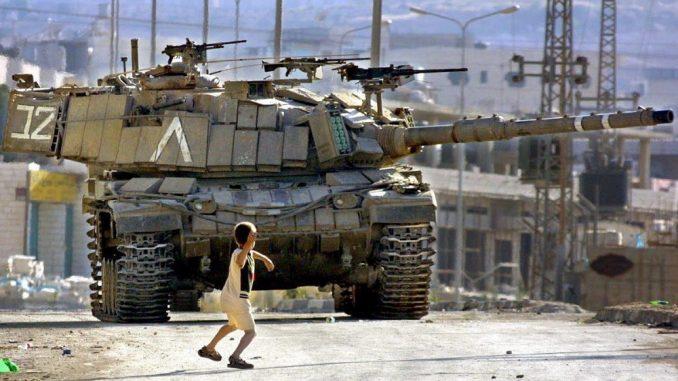 72 anos desde a fundação do estado genocida de Israel